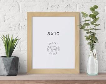 8x10 Frame Etsy