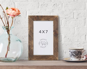 4x7 Picture Frame Etsy