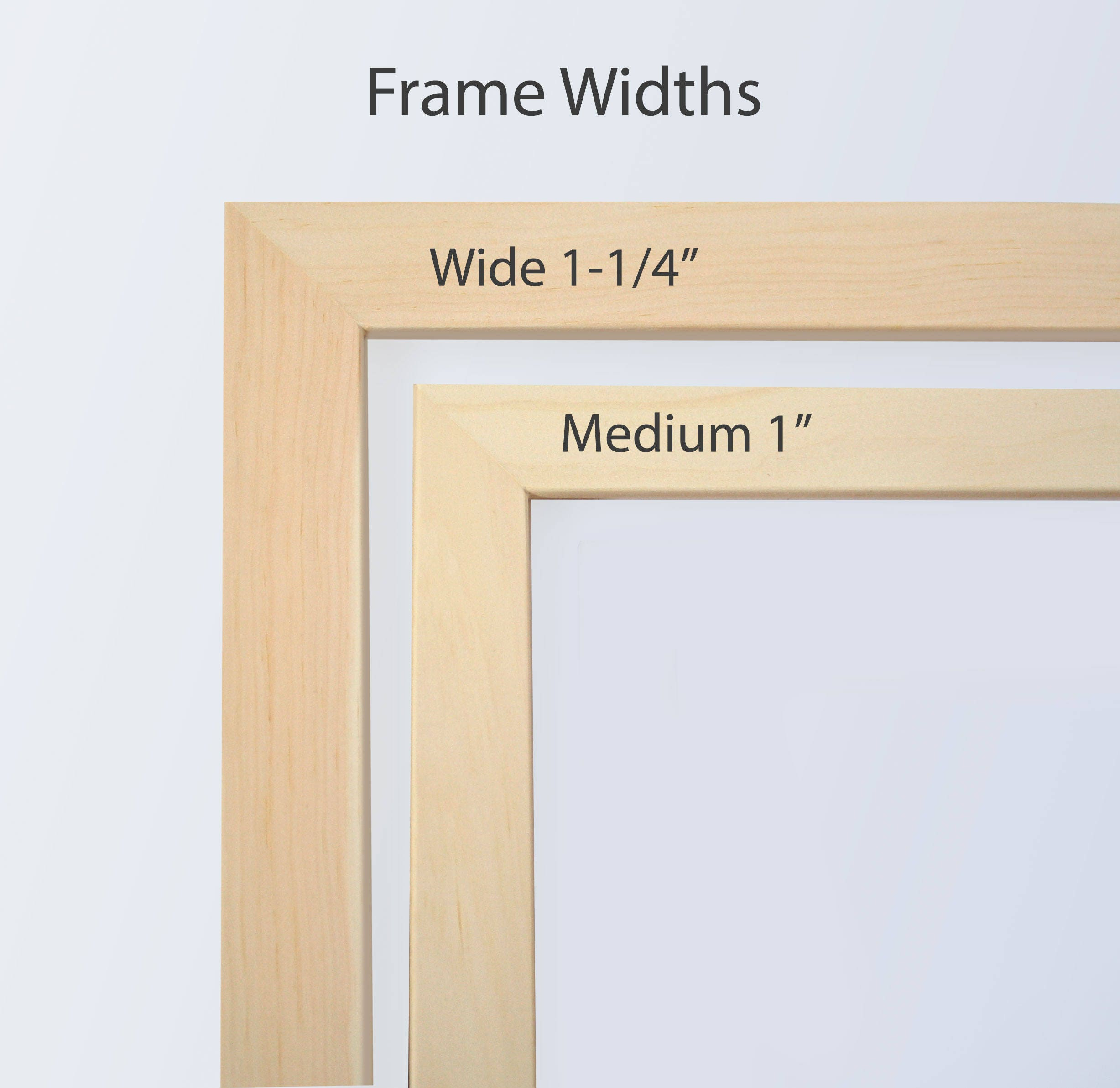 Beautiful 18x24 Wood Frame Images - Picture Frame Ideas ...