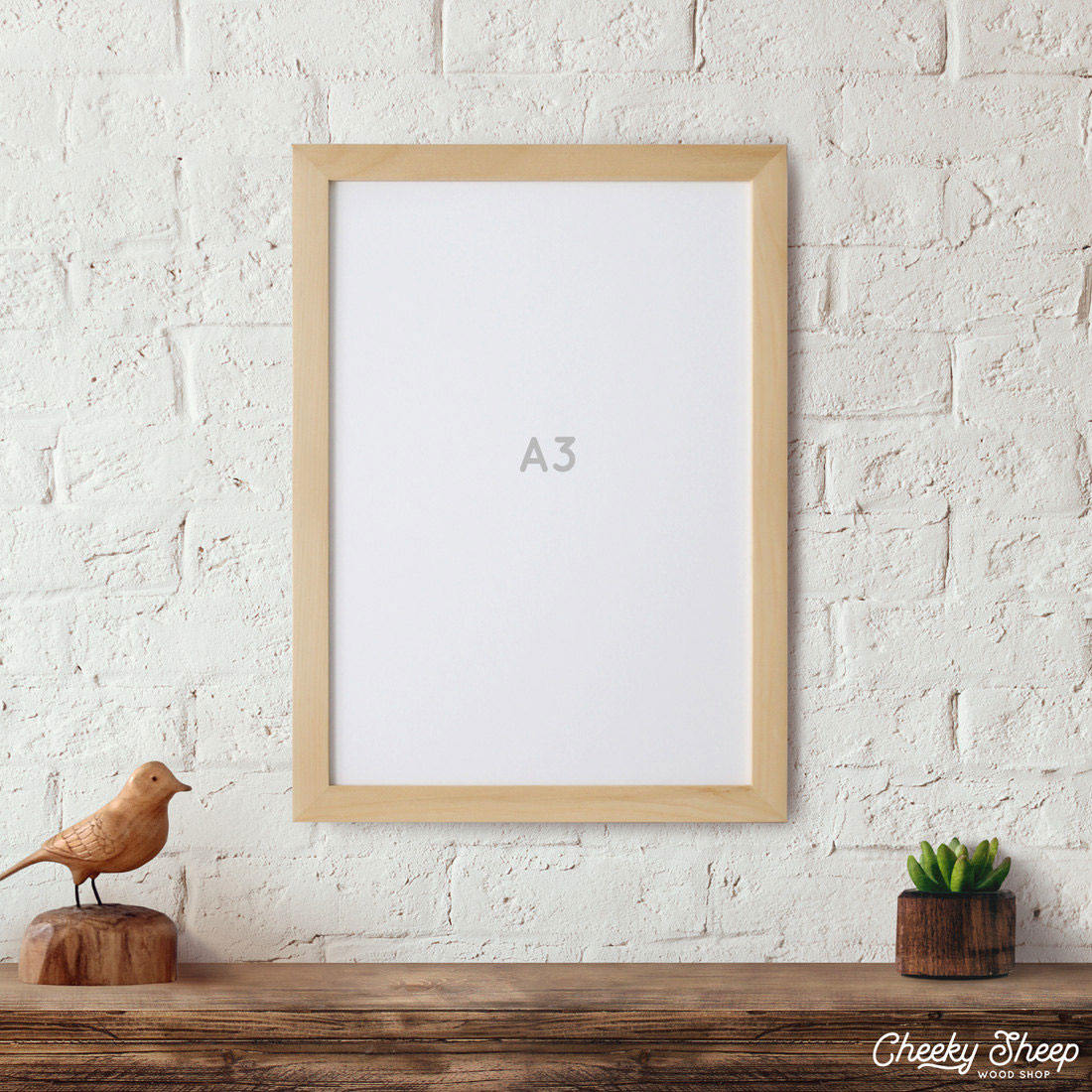 A3 Picture Frame 29.7 cm x 42.0 cm Frame, A3 Poster Frame, Large ...