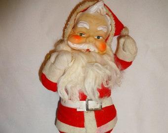 """Santa Vintage 12"""" X 5"""""""