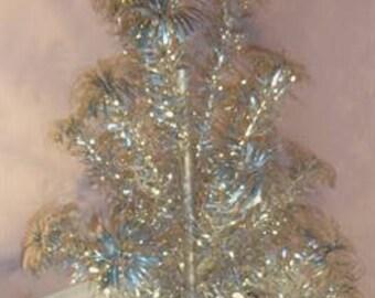 Aluminum christmas tree etsy