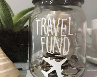 Travel Jar Etsy