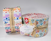 SALE Hope Chest II 25 Pcs Rolie Polie Jelly Roll by Erin Turner Studio for Penny Rose Fabrics - 1930s Reproductions