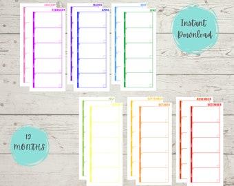 Printable Money Envelopes // Budget Envelopes