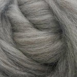 1 lb Oatmeal BFL combed top, roving, spinning fiber, felting fiber, wool, blue faced leicester, by the pound