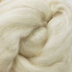 Lullaby Merino/Bamboo tweed combed top, 4 ozs, 23 micron, roving, spinning fiber, felting fiber, luxury fiber, spinning fiber, braid, tweed