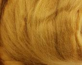 1 oz Red Eri Silk, spinning fiber, peace silk for spinning or blending