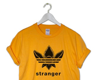 660277fd8dfa Stranger Things Demogorgon shirt top parody funny unisex womens mens tumblr  pinterest instagram