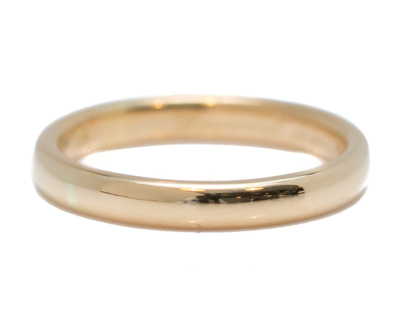 ea1e95b176b30 Circa 1914 Tiffany & Co. 18 Karat Gold Wedding Band, ATL #440