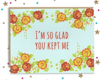 Thinking of you cards etsy more colors m4hsunfo