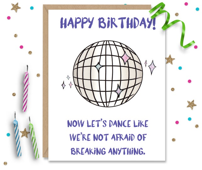 Funny Birthday Card, Birthday Card, Friend Birthday Card, Funny Greeting Card, Husband Birthday Gift, Wife Birthday Gift, Boyfriend Birthday