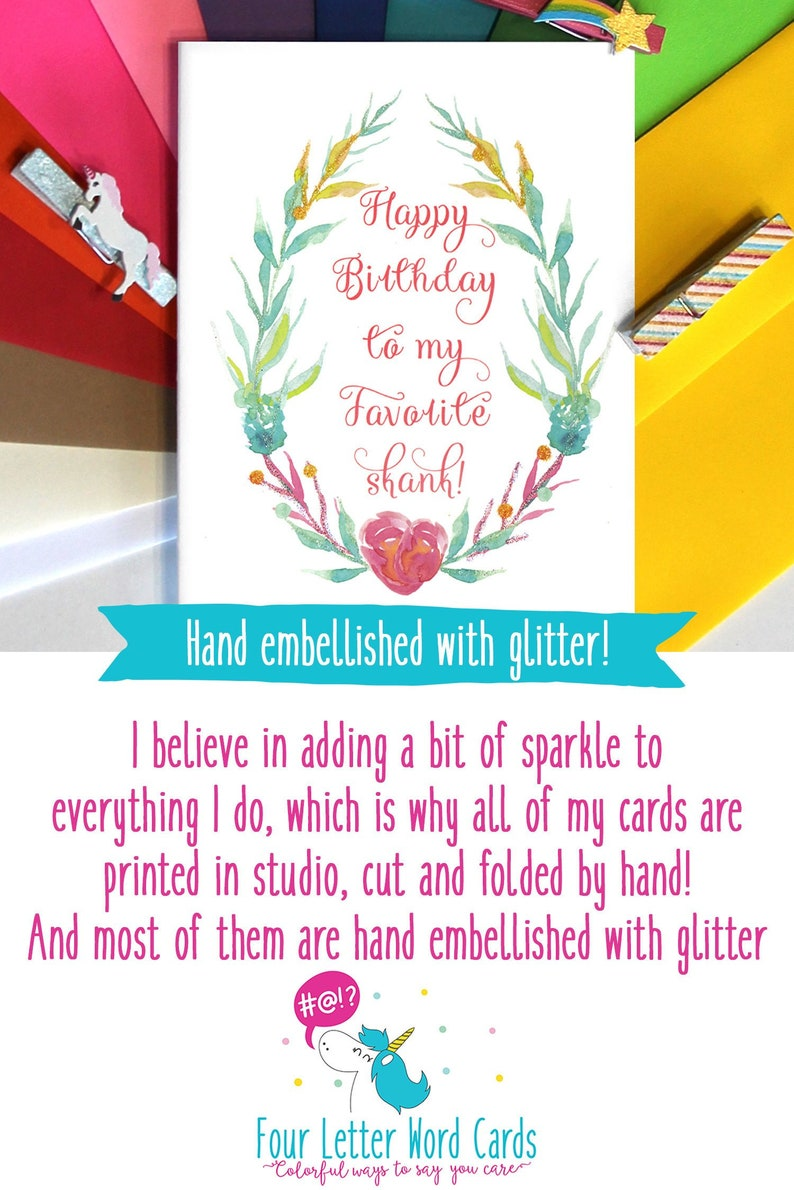 Funny Birthday Card for Best Friend Birthday Gift For Her image 0