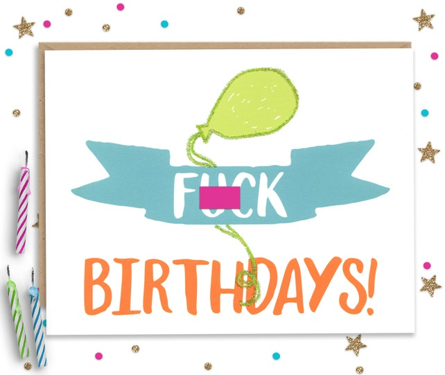 Funny Greeting Card For Best Friend Birthday Card For Her
