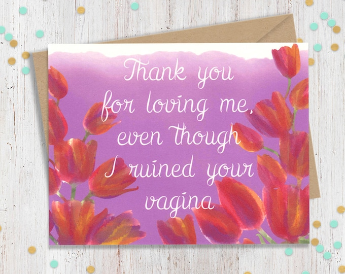 Mothers Day Card, Handmade Card, Card for Mom, Mothers Day Gift, Funny Card for Mom, Funny Greeting, Greeting Card, Greeting for Mom