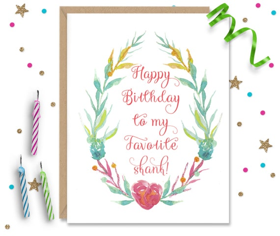 Funny Birthday Card For Best Friend Birthday Gift For Her Etsy
