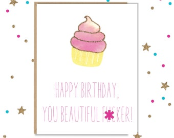 Funny Birthday Card for Best Friend