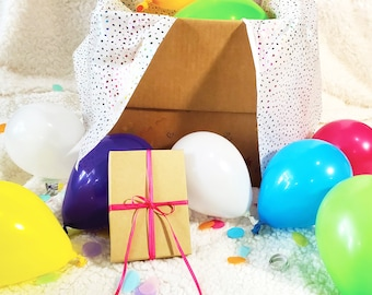Quarantine Party in a Box - Social Distancing Gift - Birthday Gift for Best Friend - Thinking of You
