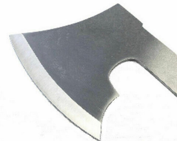 Knife Making Blade Blank Throwing Axe Camping Axe Making Blank