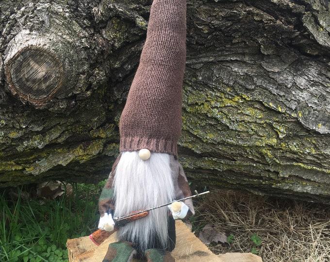 Sitting Gnome