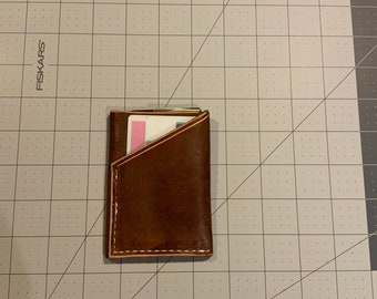 Handmade Newman Sportsman's Wallet Hunting Wallet Fishing Wallet Golfing Wallet