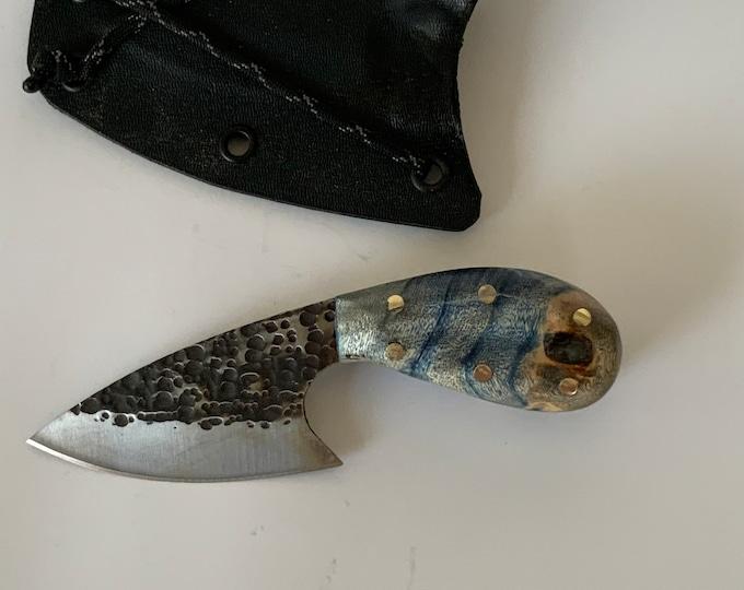 Handmade Knife Skinner Knife Hunting Knife Skinning Knife With Kydex Sheath edc knife everyday carry knife