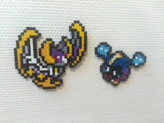 Sprite Cosmog Cosmovum Solgaleo Et Lunana Pokémon Hama