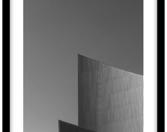 The Imperial War Museum North  -   Photograph is printed in 308gsm Hahnemuhle fine art paper (Unmatted)