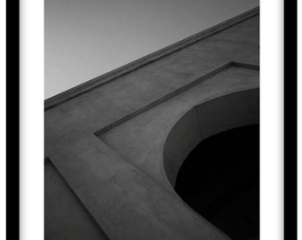 Outbuilding, Marrkash, Morocco.  Photograph is printed in 308gsm Hahnemuhle fine art paper (Unmatted)