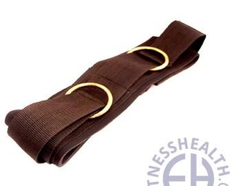 Fitness Health Resistance Band Belt Adjustable Black Core Training Equipment