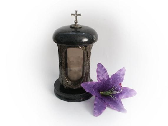 Applique candela memorial per sedersi accanto il candelabro di etsy
