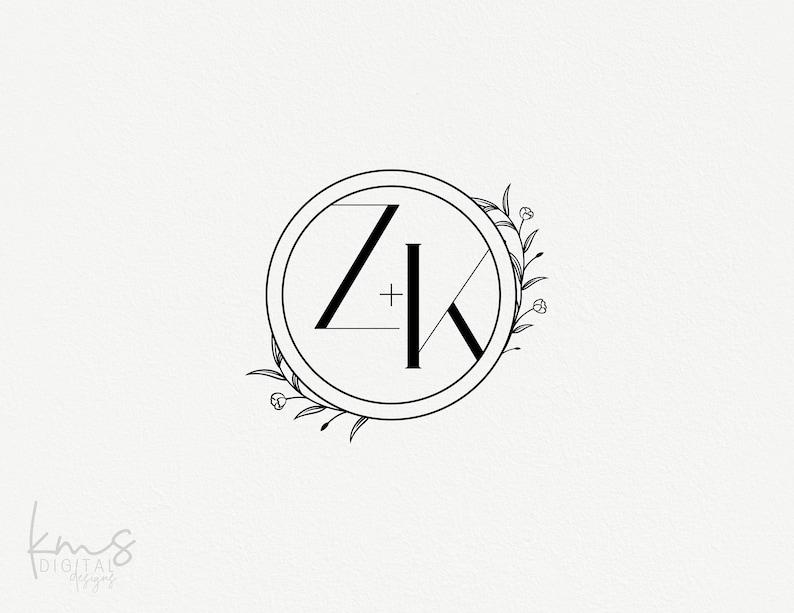 Transparent Logo Wedding Initials Digital Wedding Logo Wedding Monogram Custom Wedding Logo Watermark Logo Digital Logo GOBO