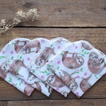 Reusable multi-purpose wipes, washable tissues, baby washcloths, zero waste wipers
