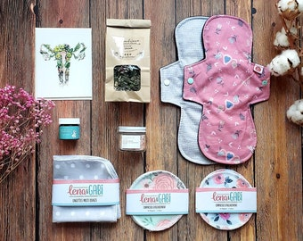 The red box - post partum set