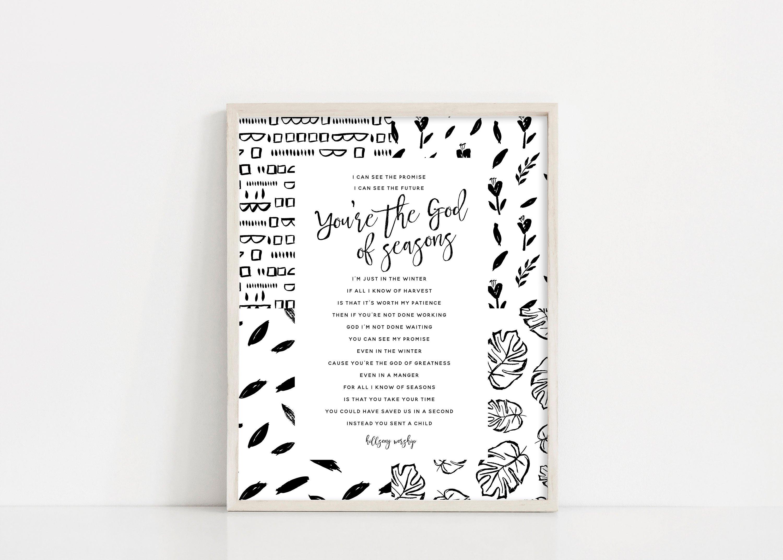 photo about Lyrics to Away in a Manger Printable identify Seasons - Hillsong Lyrics Printable - Hillsong Worship