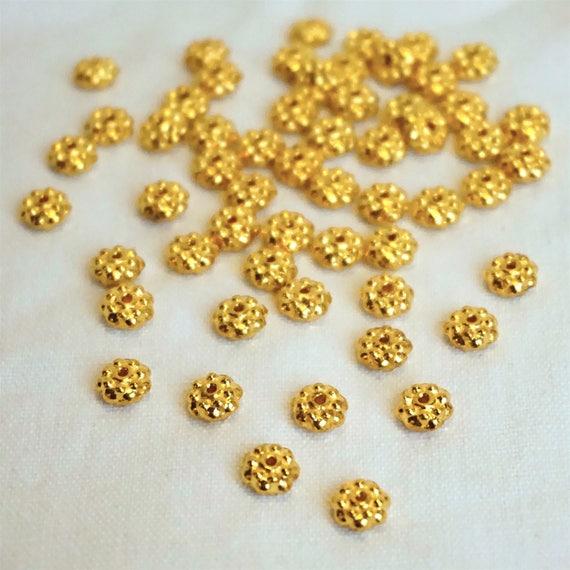 4 mm Metallic Gold /& Silver Cord 1,2,4 ou 8 m Christmas CRAFT BIJOUX Lurex