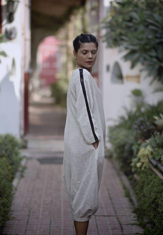 Pure lace Fiji Black handloom Small dress kalacotton 4AP0wqxq