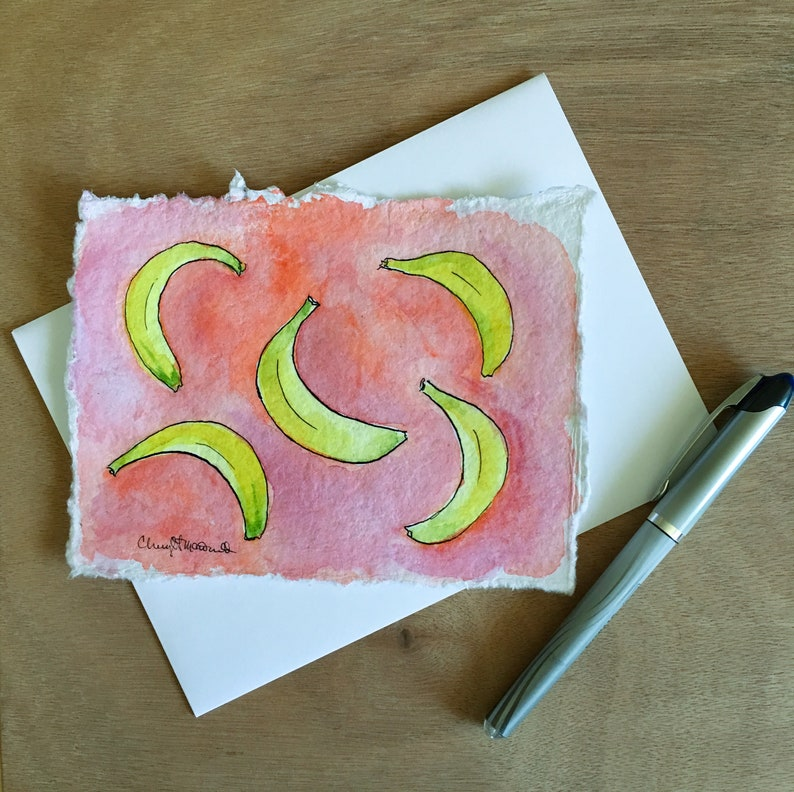 Pop Art Flying Bananas on a bright background can make you image 0
