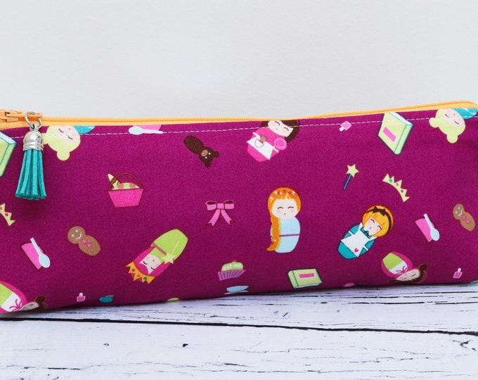 Pencil Pouch - Little Dolls Series