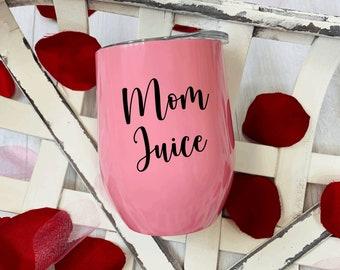 Mom Juice Decal-