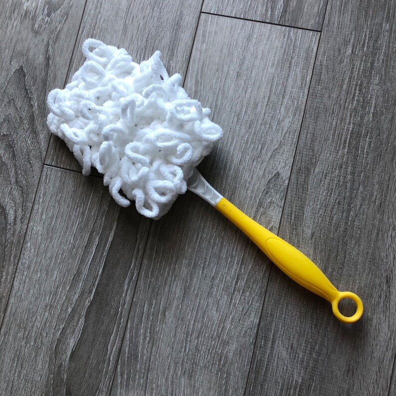Zero waste duster refill reusable duster cover eco-friendly image 0