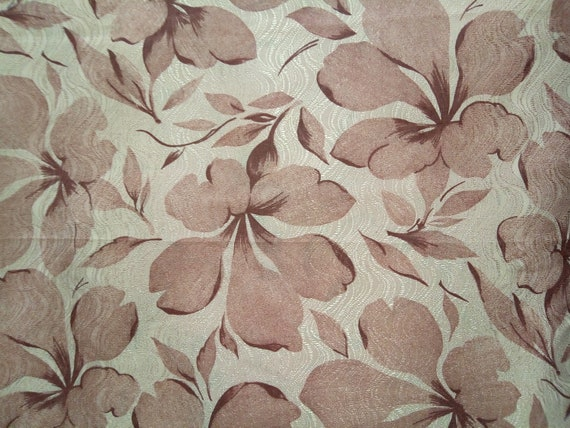 Satin fabric with abstraction  Bronze Athas Fabric for sewing dresses  Iridescent fabric