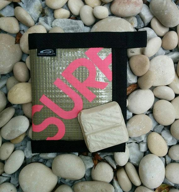 Sac G CHAVA voiles Surf Wax / or / gris / noir/rose
