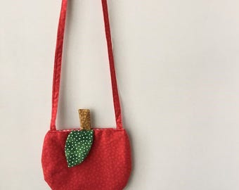 Red Apple Baby crossbag crossbody bag
