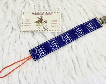 Detroit Tigers - Universal Pacifier Clip - To keep that binky safe!