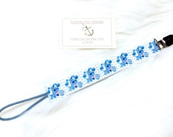 Blue's Clues Universal Pacifier Clip - To keep that binky safe!