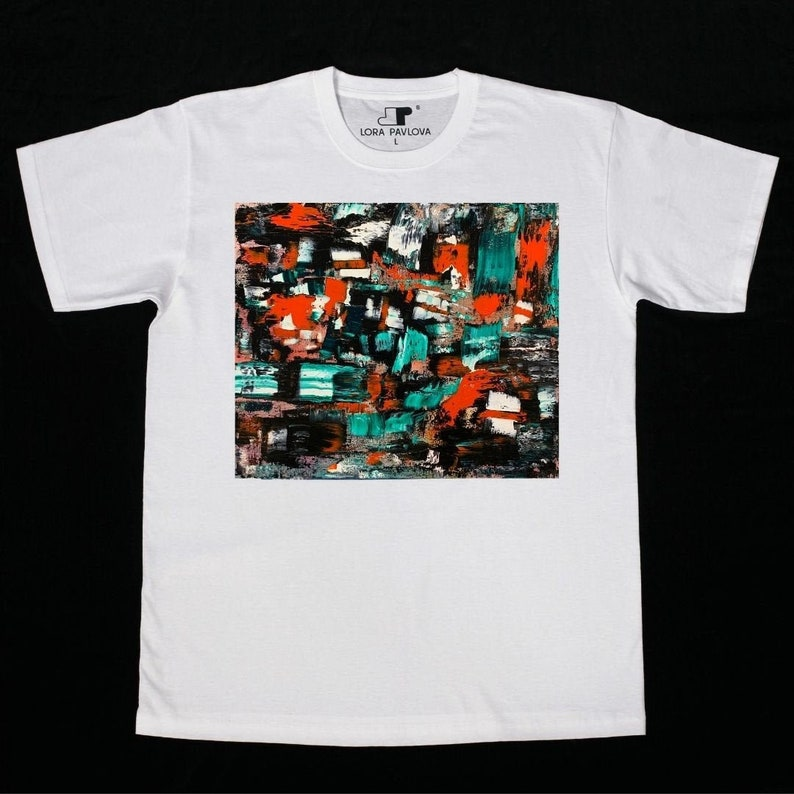 Women Color block T-shirts for men Designer t-shirt Painted Unisex adult clothing Graphic Tees Cool art t-shirt For Freedom Belarus