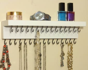 Jewelry Organizer Necklace Hanger Necklace Holder