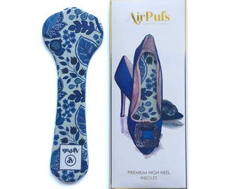 Blue Chinoiserie Airpufs