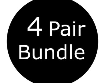 4 Pair Bundle